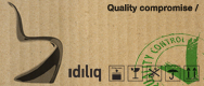 idiliq | commitment to quality