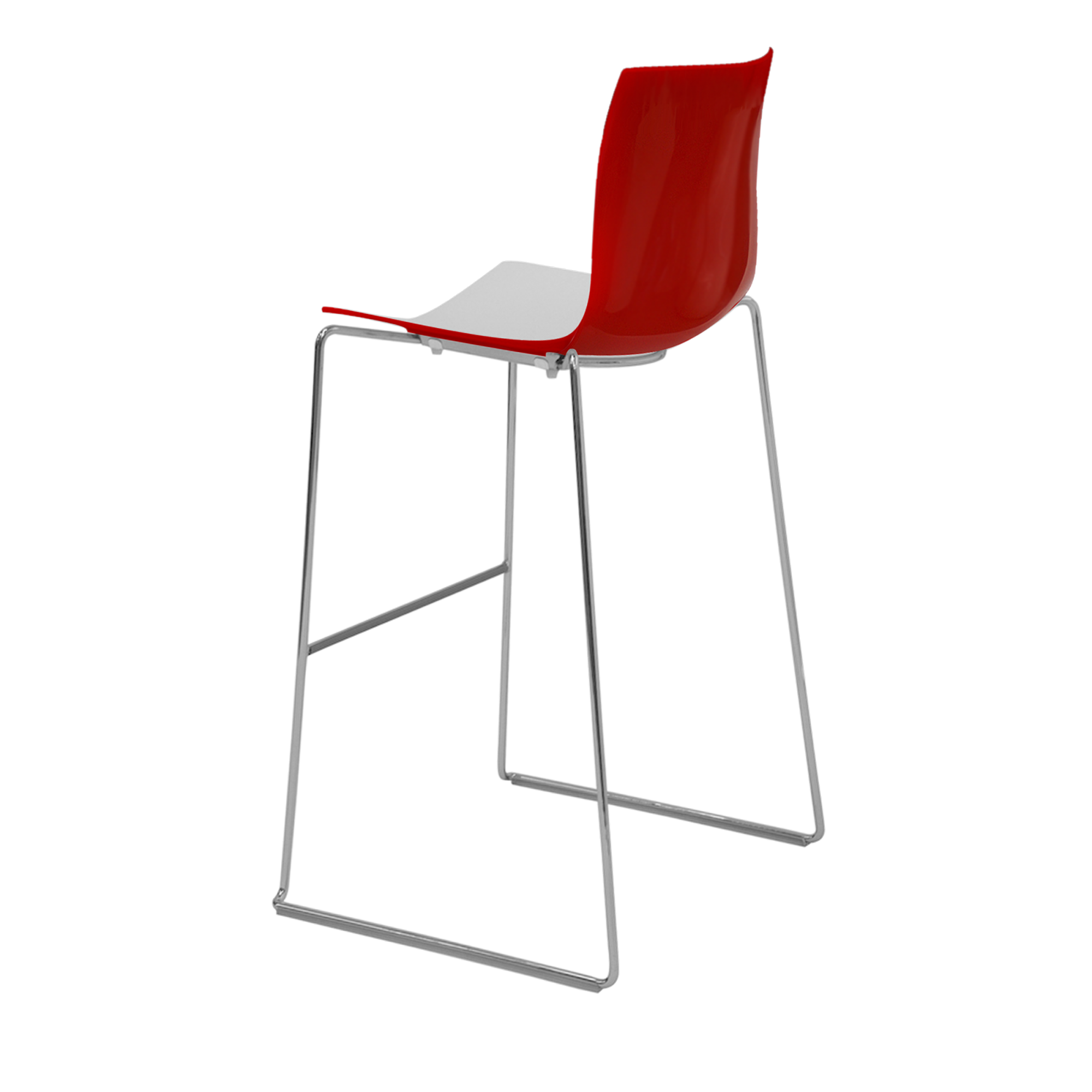 Prime Catifa 46 Bar White Red Rental Caraccident5 Cool Chair Designs And Ideas Caraccident5Info